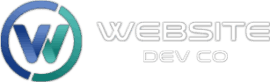 Website Dev Co. Logo